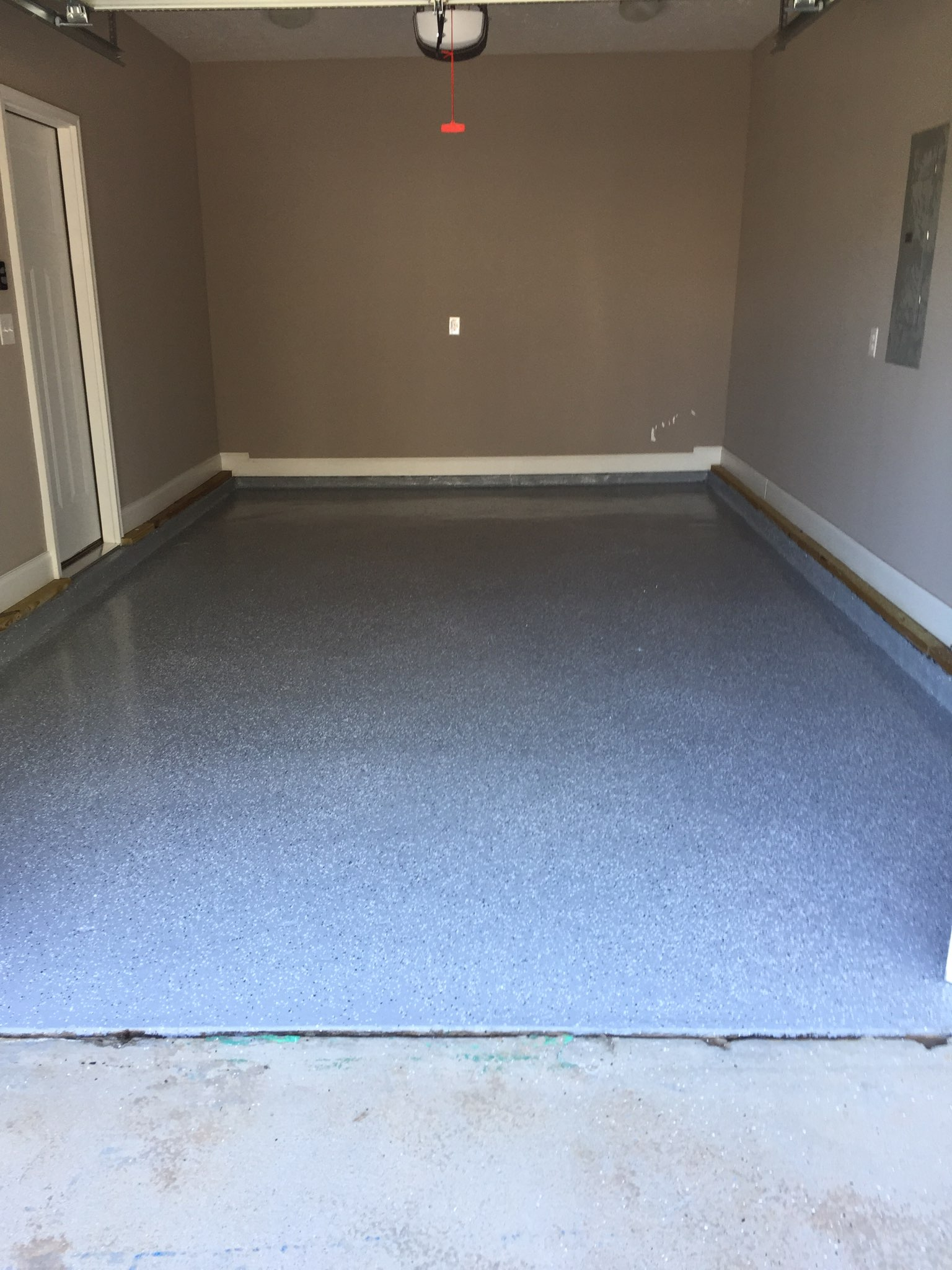 Epoxy Coatings Masters Cleaning Team